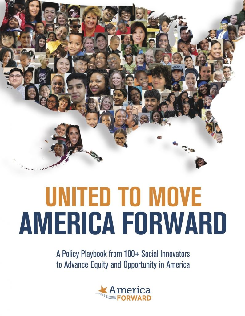 United to Move America Forward: Policy Playbook