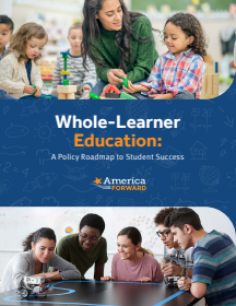 Advancing Whole-Learner Education Roadmap